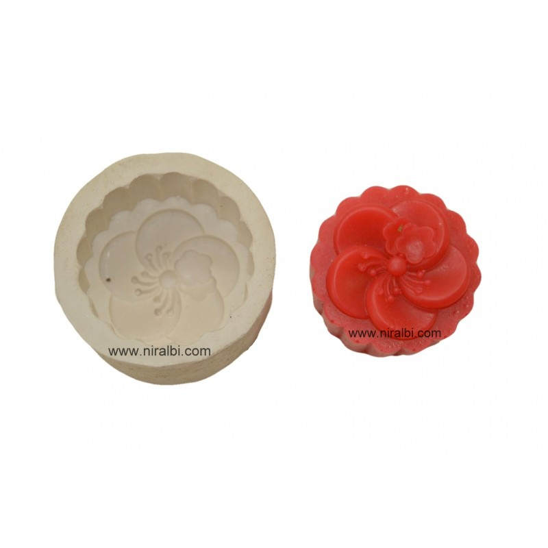 Organic Soap Making Silicone Mold