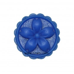5 Petals Flower Silicone Soap Mold
