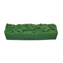 Sunflower Loaf Silicone Rubber Soap Mold