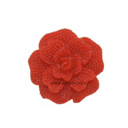 Niral Tart Flower Candle Mould SL454