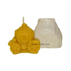 Wedding Cart Candle Mould