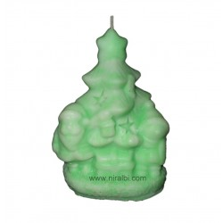 Niral X-Mass House Candle Mould SL458