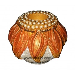 Designer ball candle mould- SL469 Niral Industries