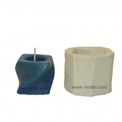 Niral Rubber Hurricane Candle Mould