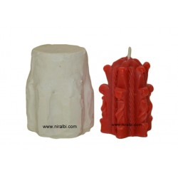 Different Design Pillar Candle Mould