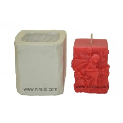 Silicone Angle Candle Mould