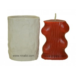 Different Shape Rubber Candle mould