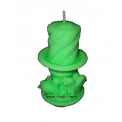 Hand Crafed Designe Candle Mould
