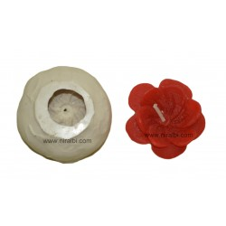 Niral Flower floating candle mould SL494