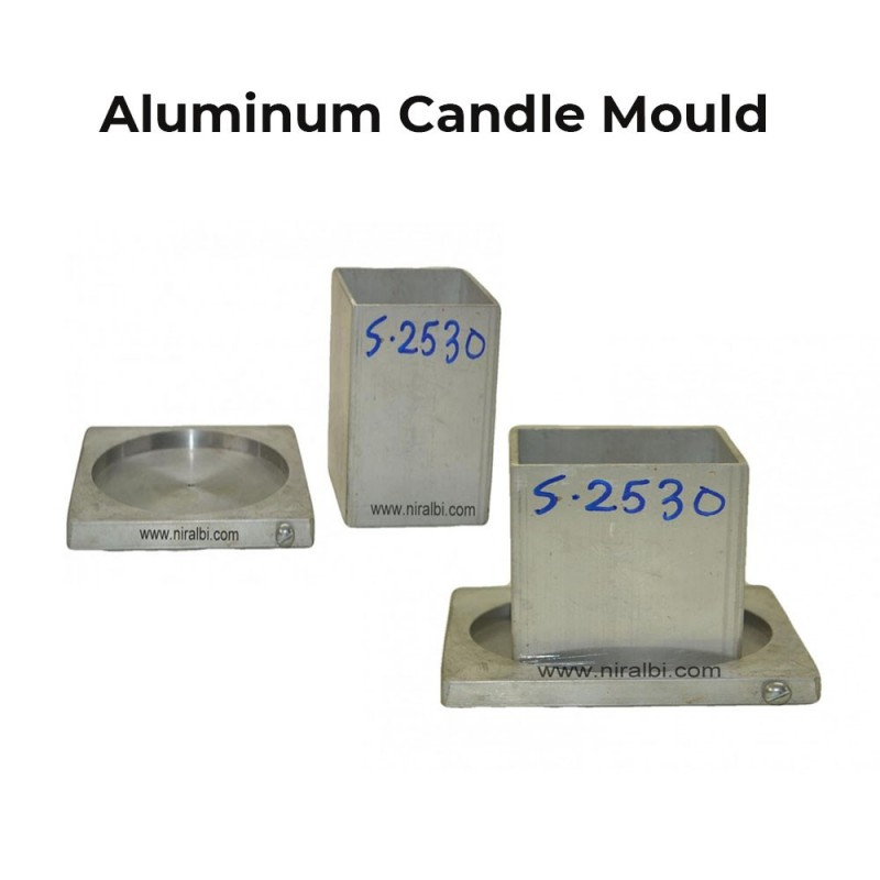 Aluminum Candle Mould