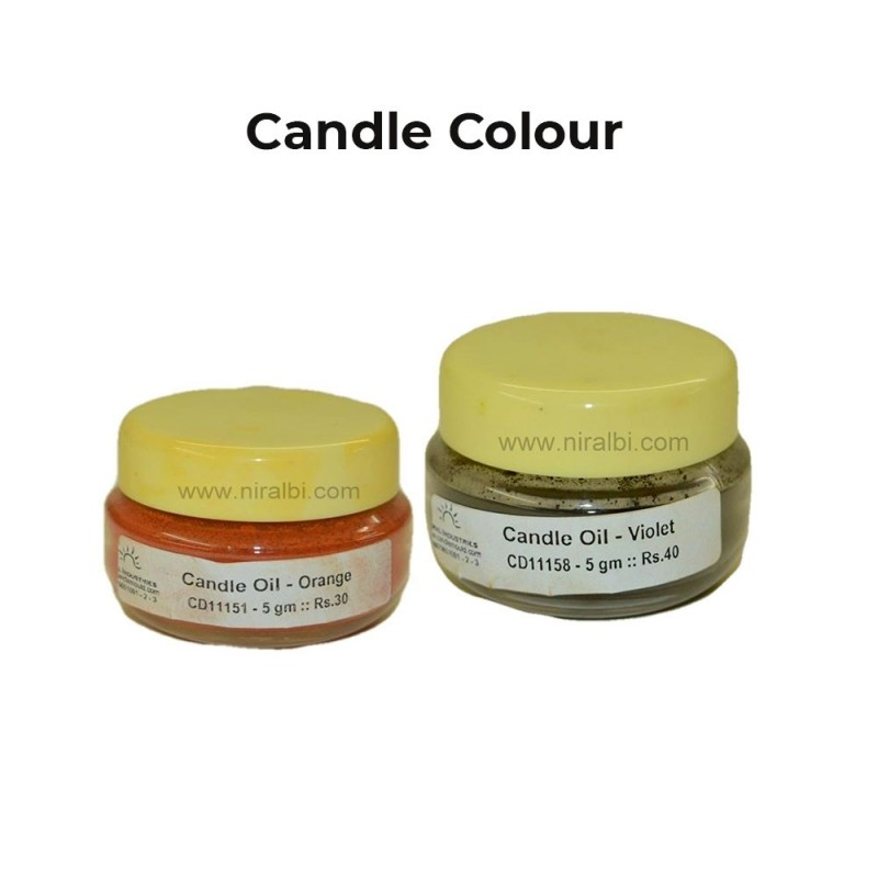 Candle Colour
