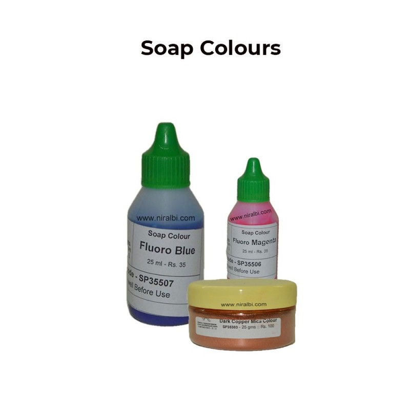 Soap Colours