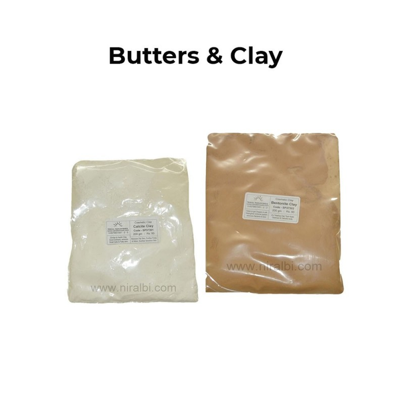 Butters & Clay