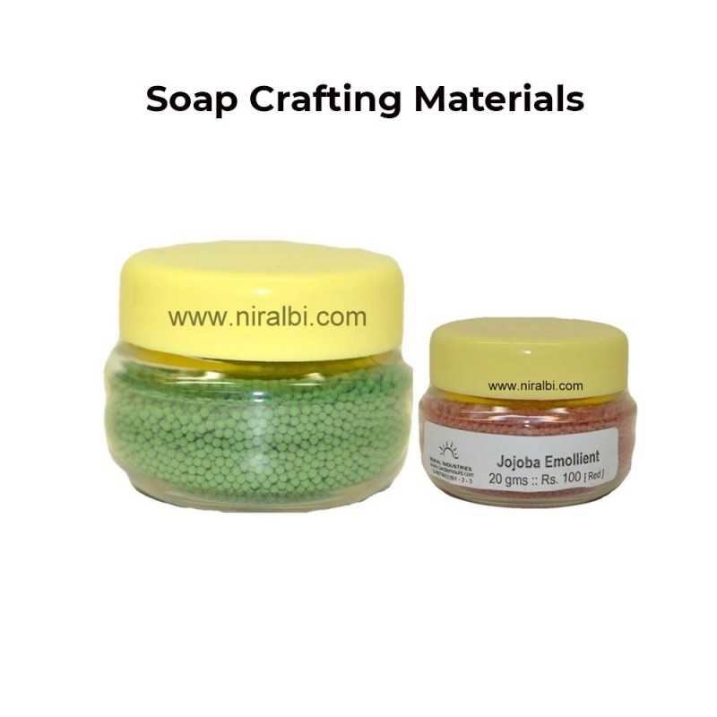 Soap Crafting Materials